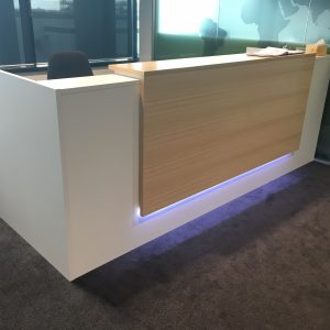 Reception Counters